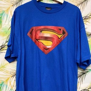 NWOT Superman Warner Bros T-Shirts